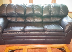 Leather Furniture - After Restoration