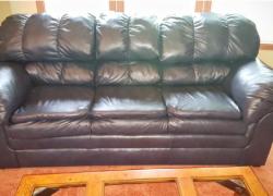 Leather Furniture - After Restoration