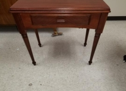 Great Grandma Singer Sewing Machine - After Restoration - Furniture Medic Naperville, IL