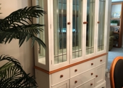 Dining Room Armoire Cabinet in Chicago, IL