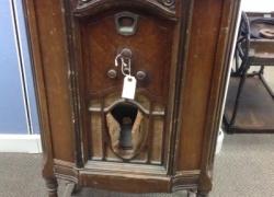 Cabinet Before Furniture Restoration - Carol Stream, IL