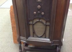 Cabinet After Furniture Restoration - Carol Stream, IL