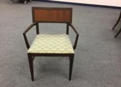 Chair-going-with-mahagoney-table-Furniture-Medic-Carol-Stream-IL