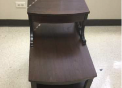 Refinished-end-table-by-Furniture-Medic-in-Carol-Stream-IL