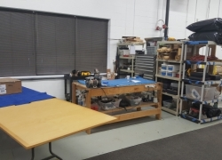 The Furniture Medic warehouse in Carol Stream IL provides the perfect climate for your futniture