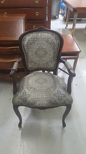 Arm Chair Restoration in Carol Stream, IL - after