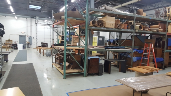 Furniture Medic by MasterCare Experts facilty - Carol Stream IL