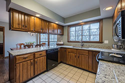 Refaced Kitchen in Naperville IL - Furniture Medic