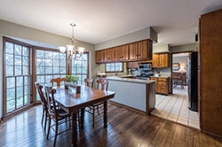 Refinished Kitchen in Naperville IL - Furniture Medic