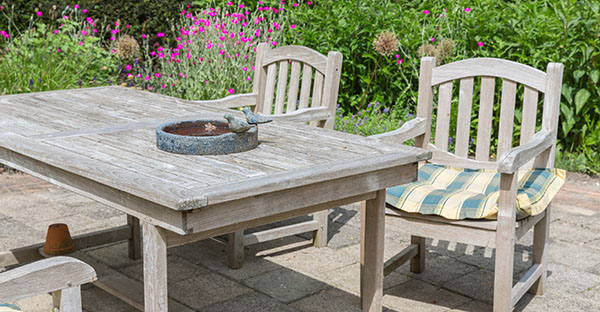 Cleaning outdoor wood furniture - How To Take Care Of Your Wood Patio Furniture This Summer?