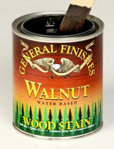 Retail Water Based Wood Stain Walnut