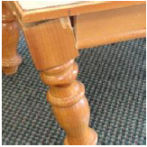 Trip & Fall Hazards at Home:  Is Your Furniture Strong Enough?