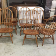 Refinishing Outdoor Wood Furniture