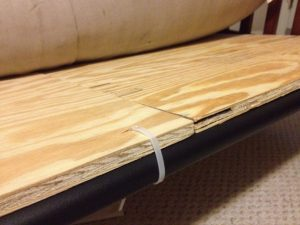 Wood Bed Repair Services by Furniture Medic in Carol Stream, IL