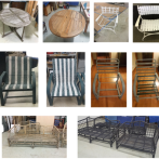 Time to Repair / Restore Your Outdoor Furniture