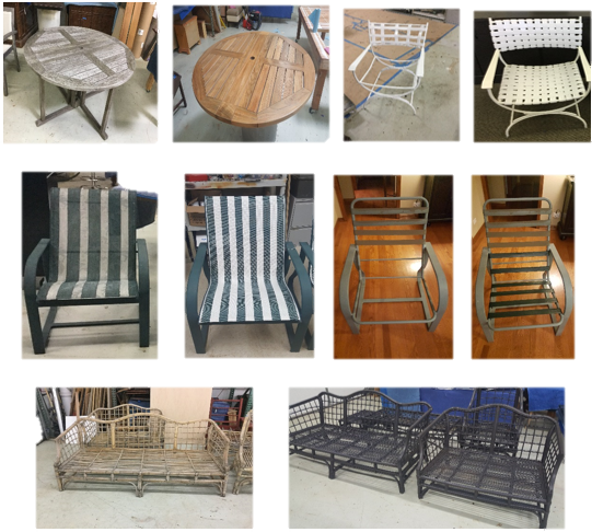 Time to Repair Your Outdoor Furniture - Furniture Medic Carol Stream, IL