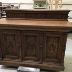 Vintage Church Furniture Restored
