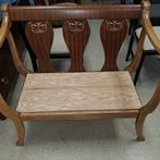 Furniture Medic by MasterCare Experts Restores Old Settee