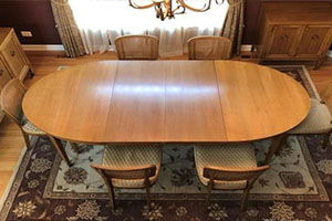 wood-dining-room-table-restoration-chicago-il-before