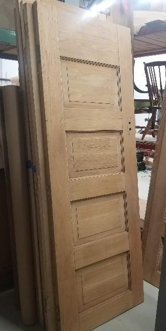 Wooden-Doors-Ready-For-Paint-in Naperville, IL