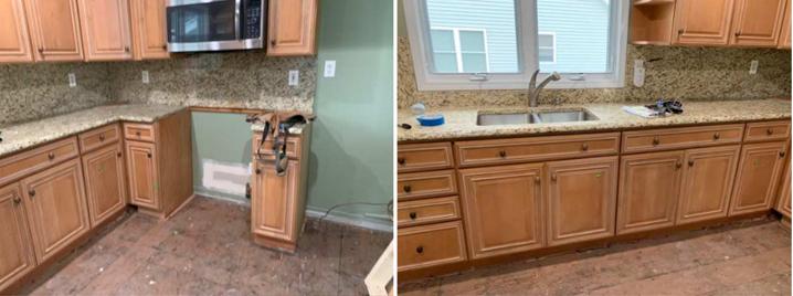 wet-kitchen-cabinet-restoration-illinois-before-restoration