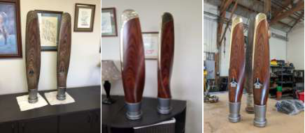 Wood Furniture Refinishing and Restoration from Furniture Medic by MasterCare Experts